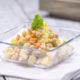 Bramborový salát s cizrnou