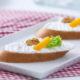 česnekový chlebíček