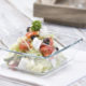 řecký salát, olivy, balkánský sýr